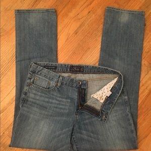 Lucky Brand Jeans Sweet Straight Stretch Regular